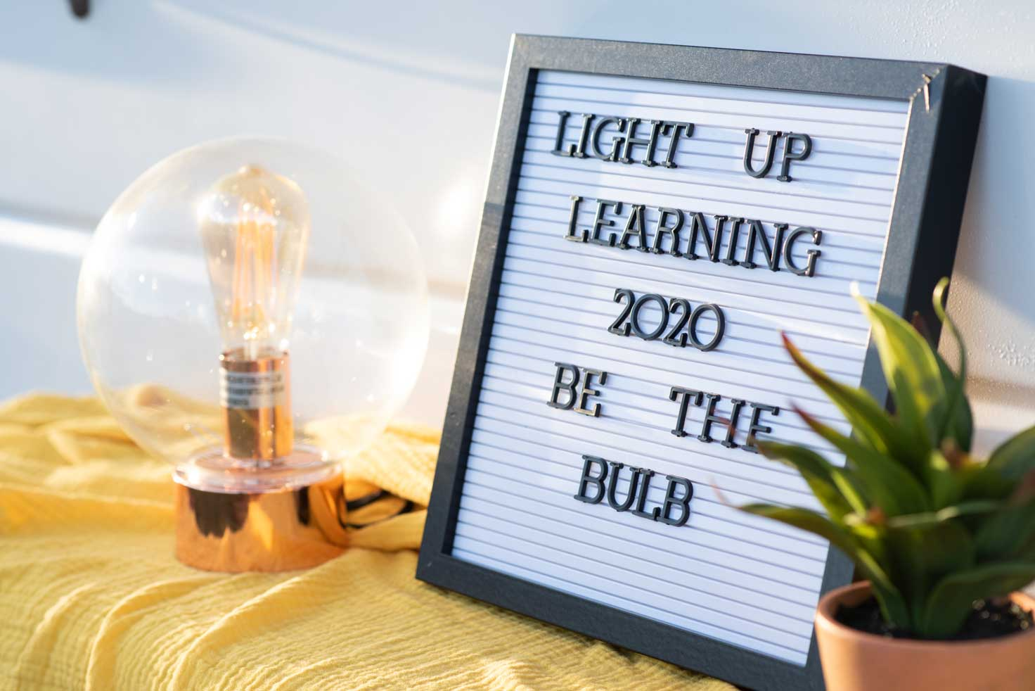 Light up Learning 2020