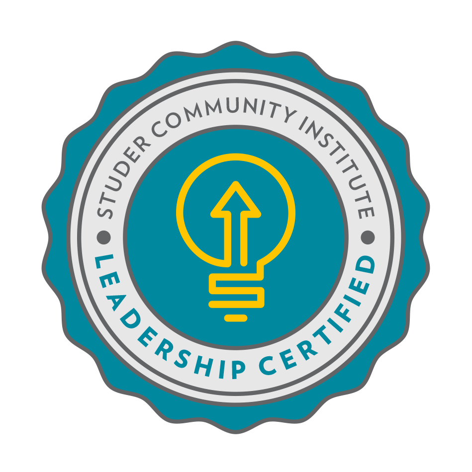 SCI Leadership Certification logo