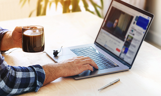 online training webinar