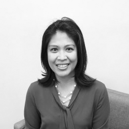 Picture of Kristine Rushing, COO of Beck Partners