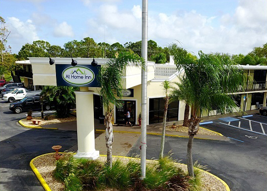 Exterior View of Fort Pierce Location
