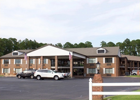 Exterior View of Pensacola Location
