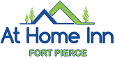 At Home Inn Ft Pierce logo
