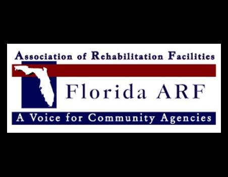 Florida Association of Rehabilitation Facilities (FARF) logo