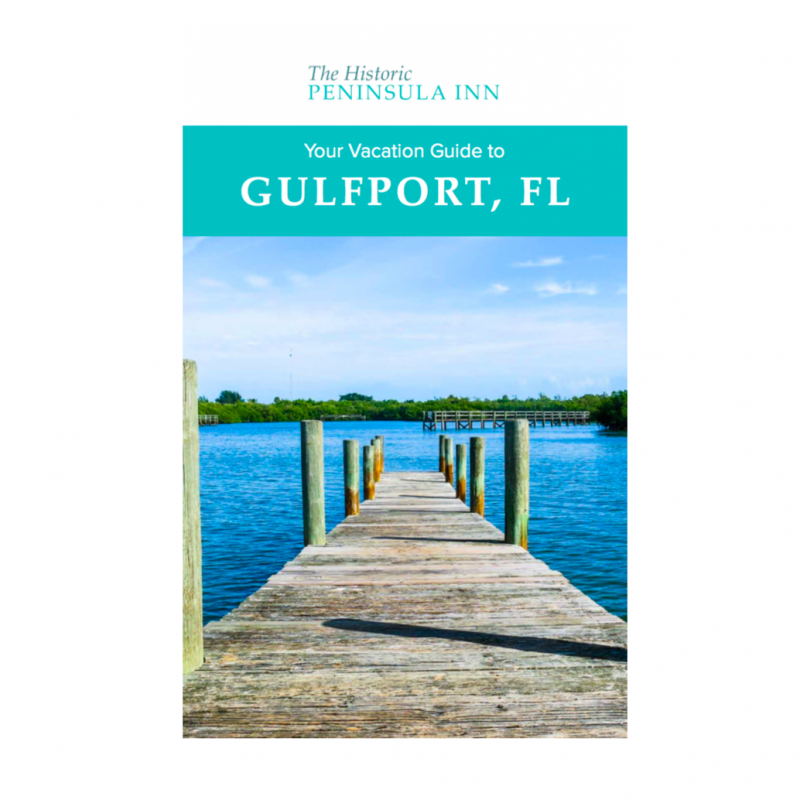 Gulfport Vacation Guide Cover
