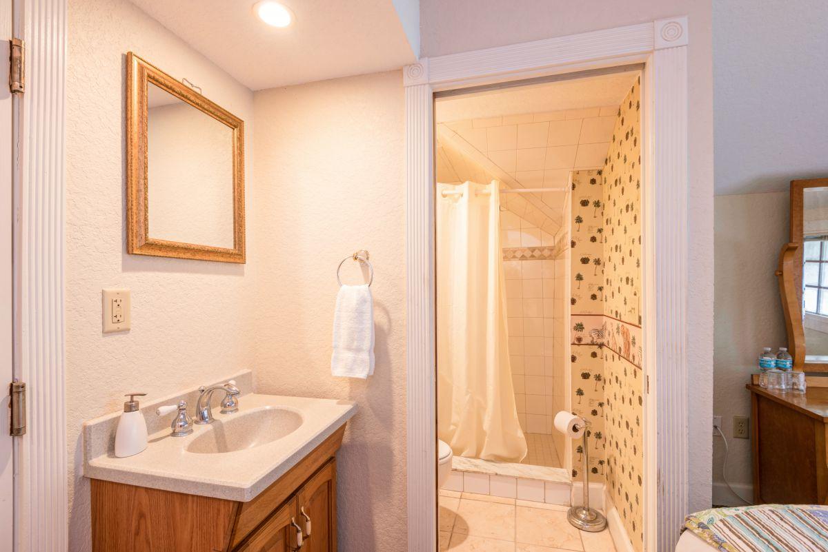 Irian Jaya Bathroom View