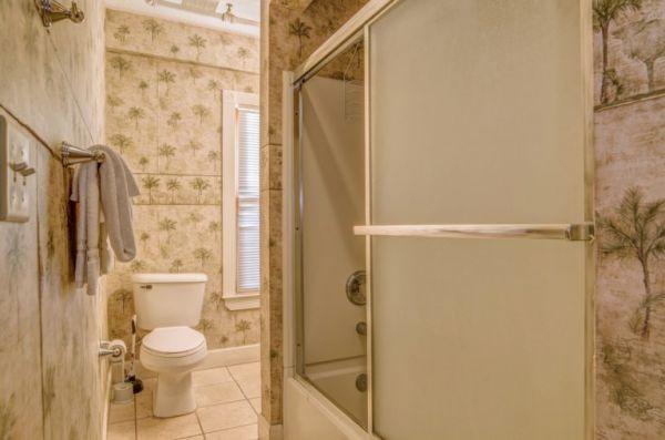 The Timbuktu Guestroom Bathroom View