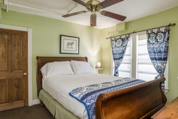 The Timbuktu Guestroom Queen Bedroom