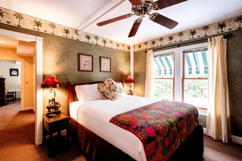 one of our guest suites