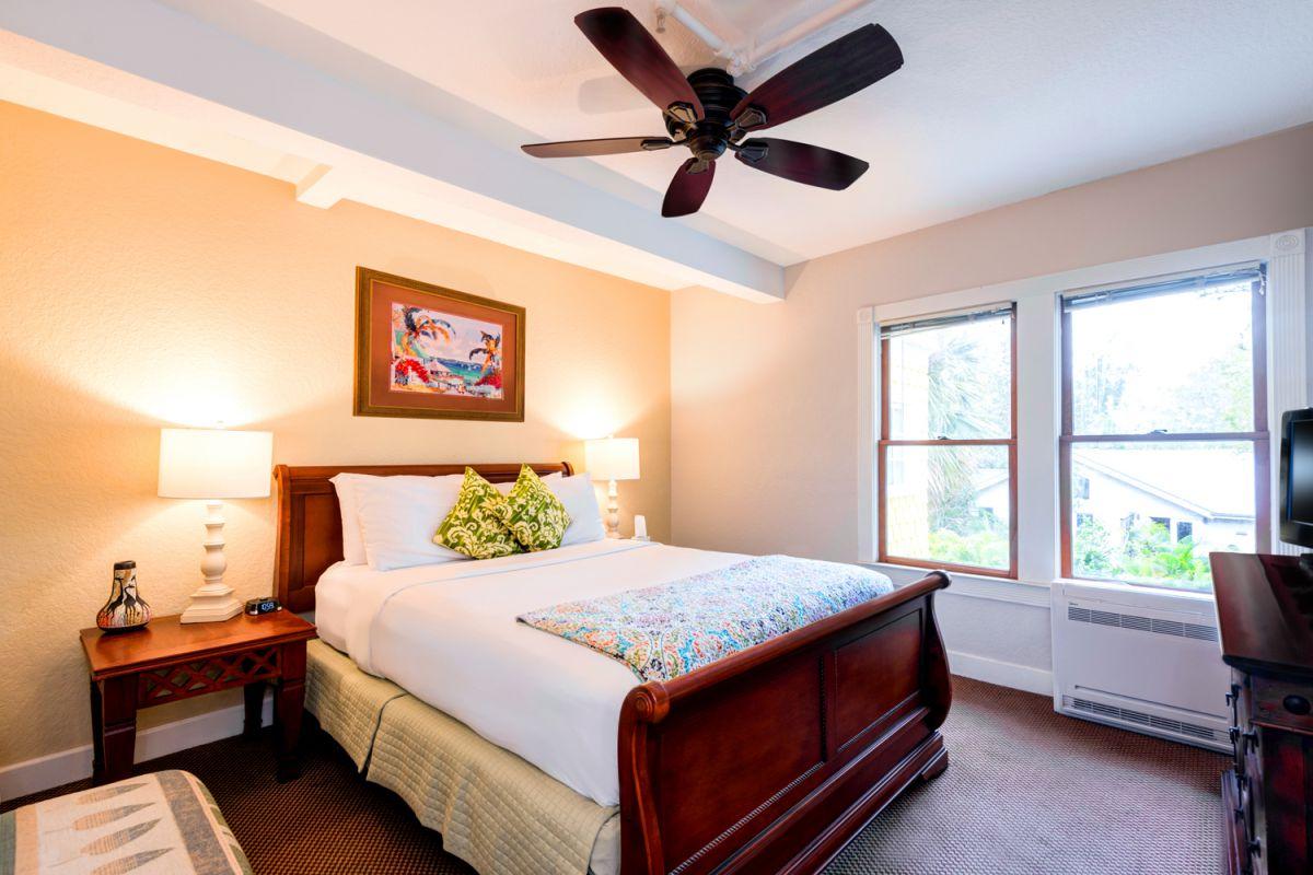 The Serengeti Suite Bedroom View