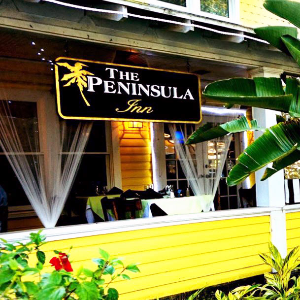 The Historic Peninsula Inn - Exterior Photo
