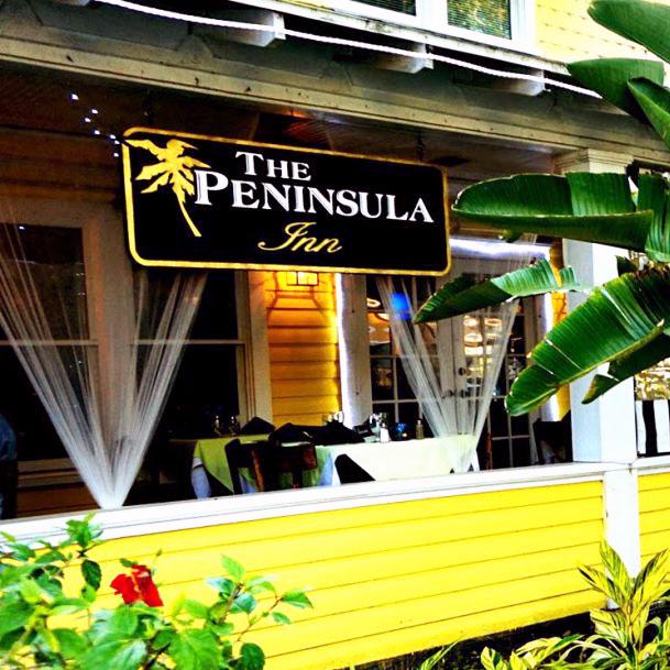 The Historic Peninsula Inn - Exterior Photo