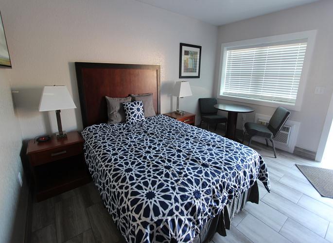 Anchor Inn Pensacola Florida Inside Bedroom View