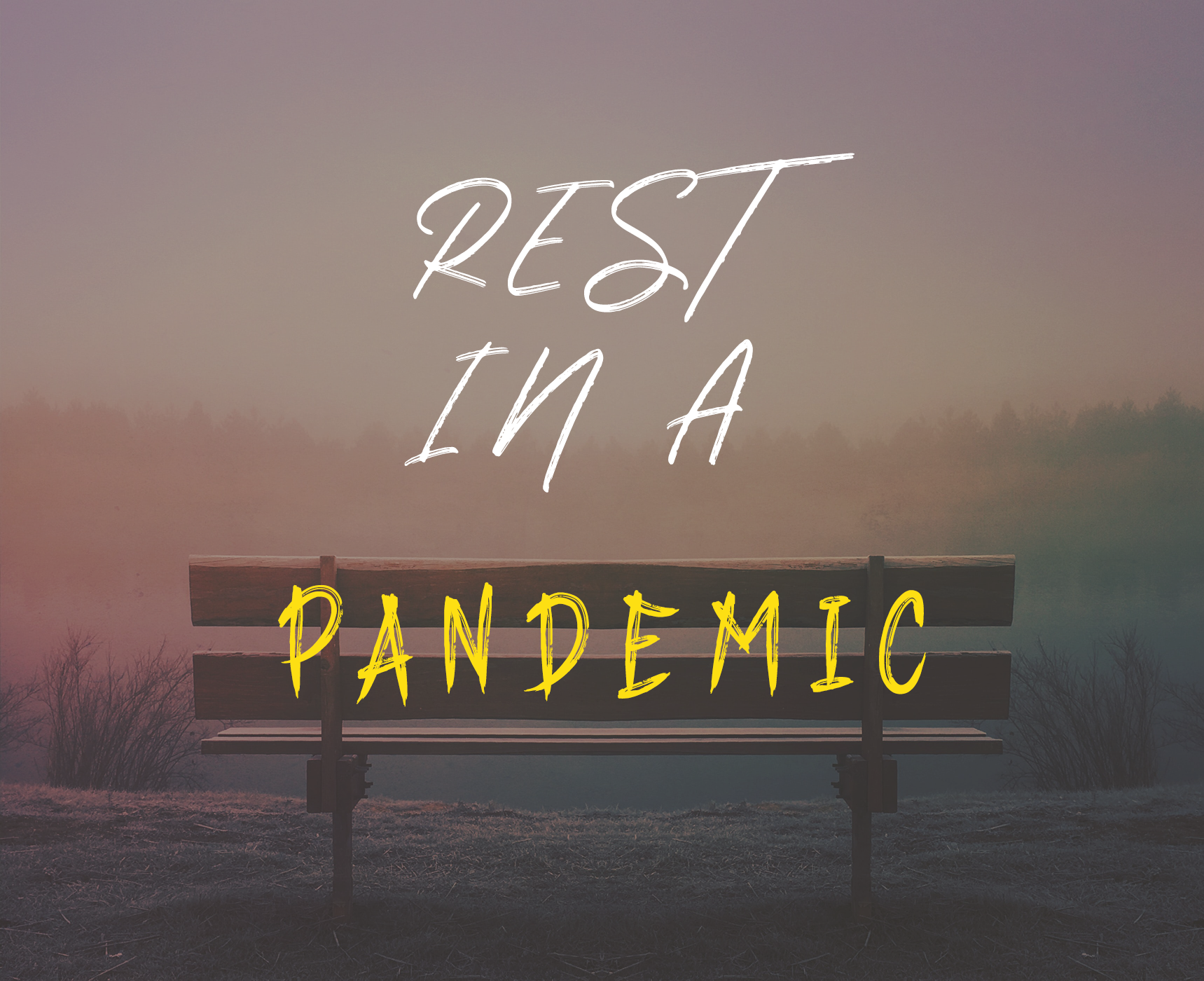 Rest in a Pandemic Image