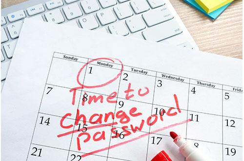 Change Password Image