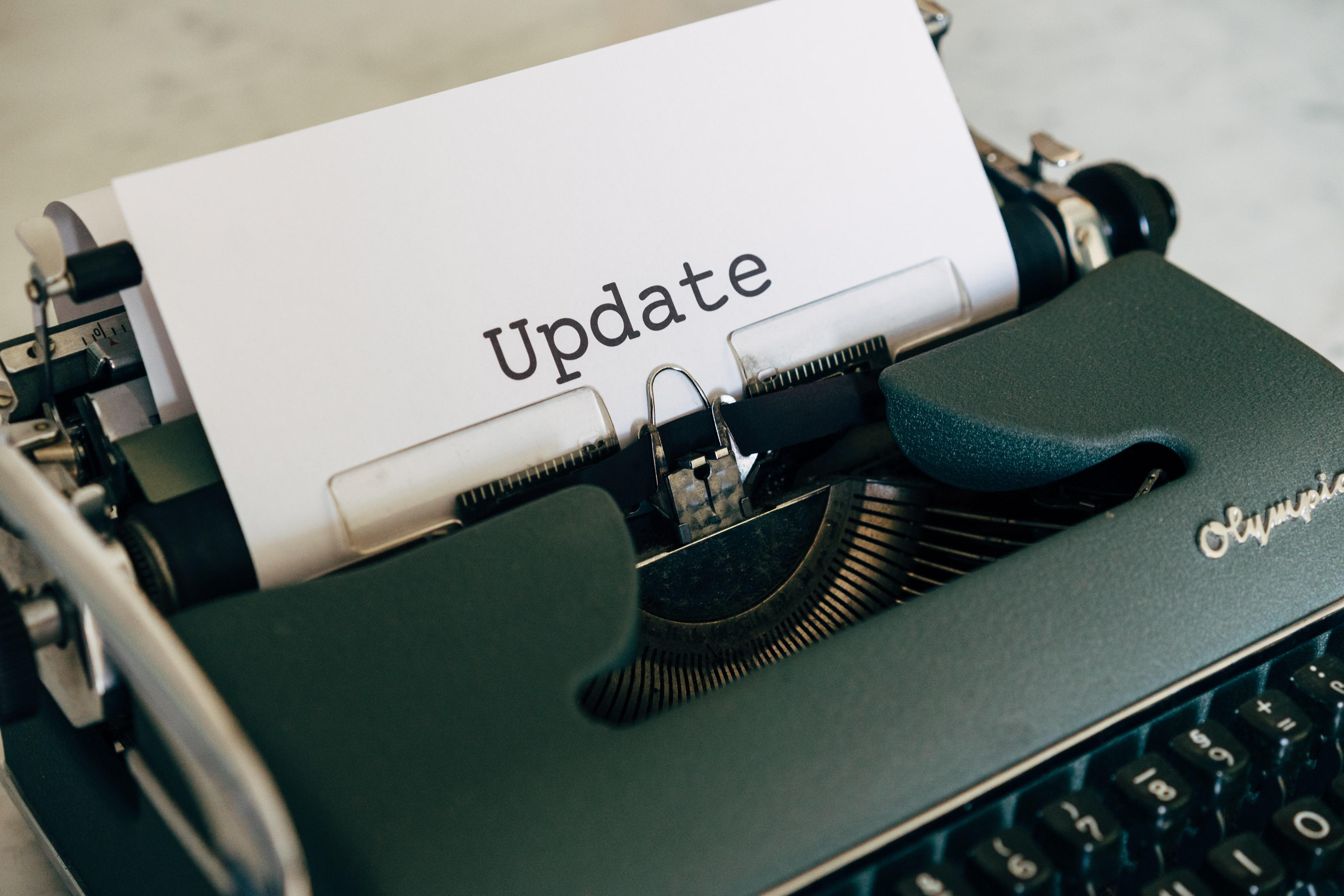 Update typewriter image