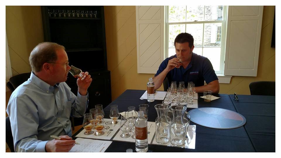 Woodford Reserve Maisano's Bourbon Blending Process
