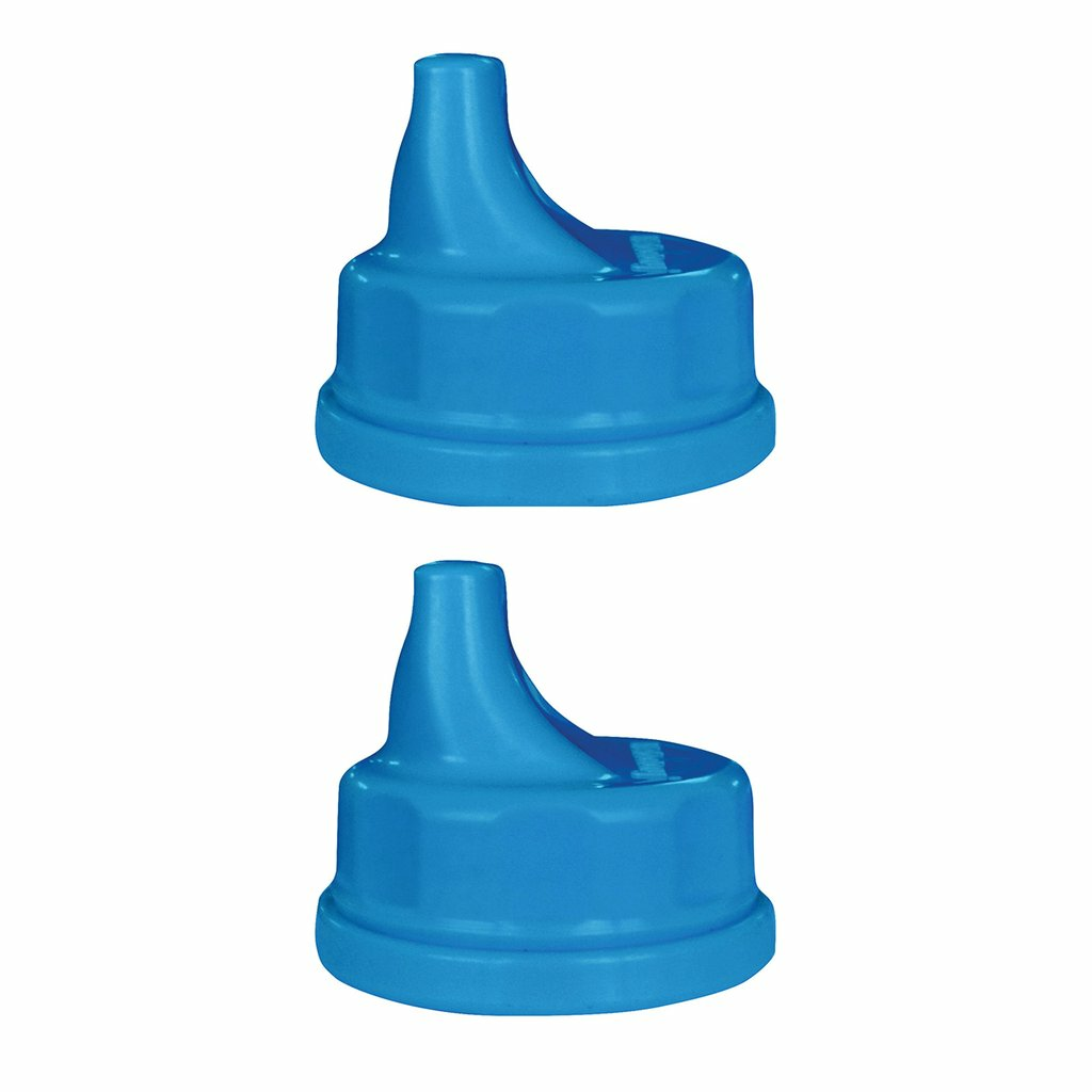 Sippy Caps for 4oz and 9oz Bottles, Ocean