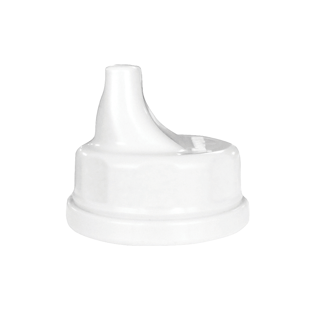 Sippy Caps for 4 oz and 9 oz Bottles, White