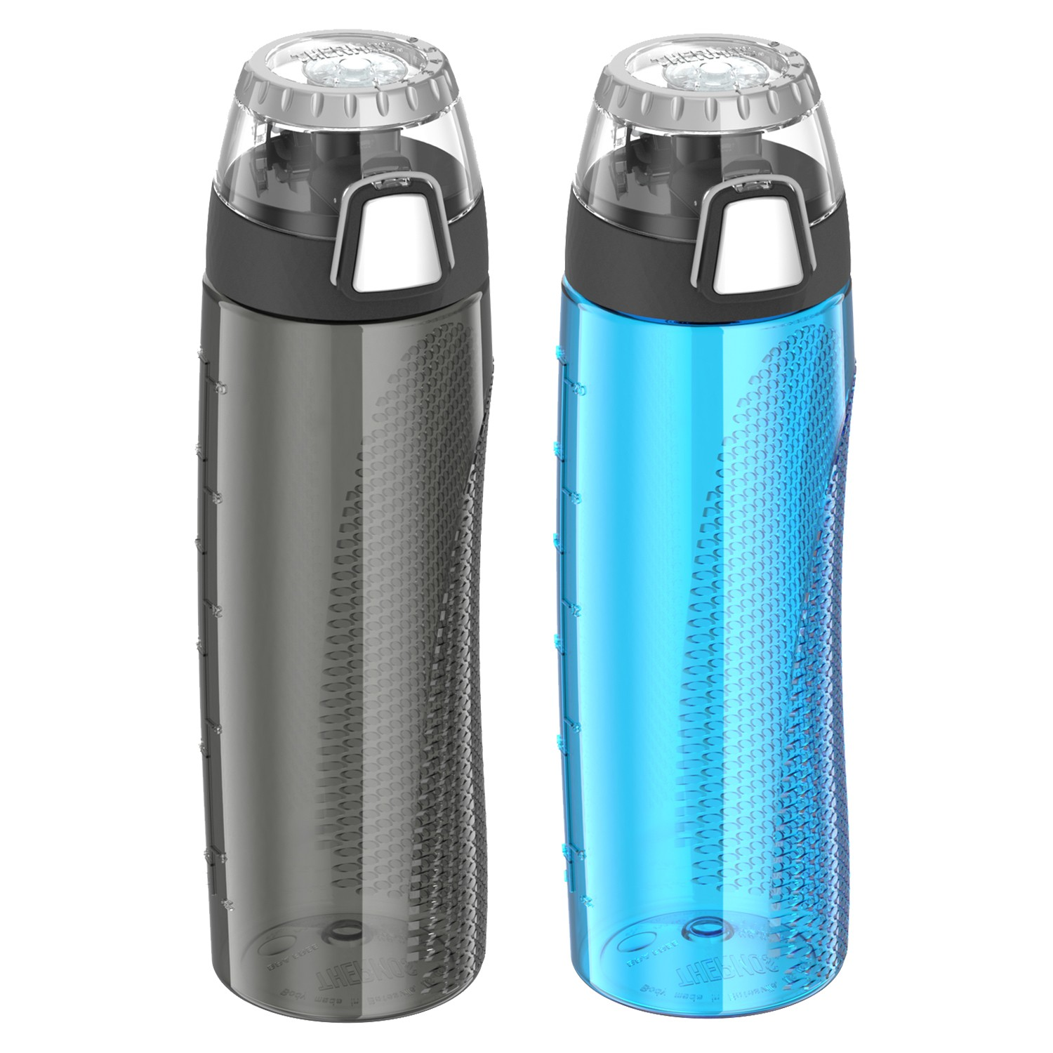 HYDRATION BOTTLE WITH METER 24OZ PAIR