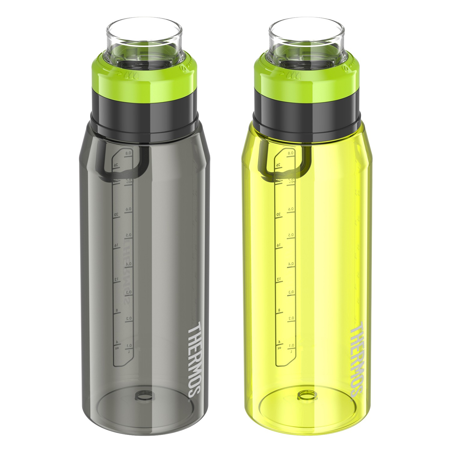 32OZ HYDRATION BOTTLE WITH 360 DEGREE DRINKING LID PAIR