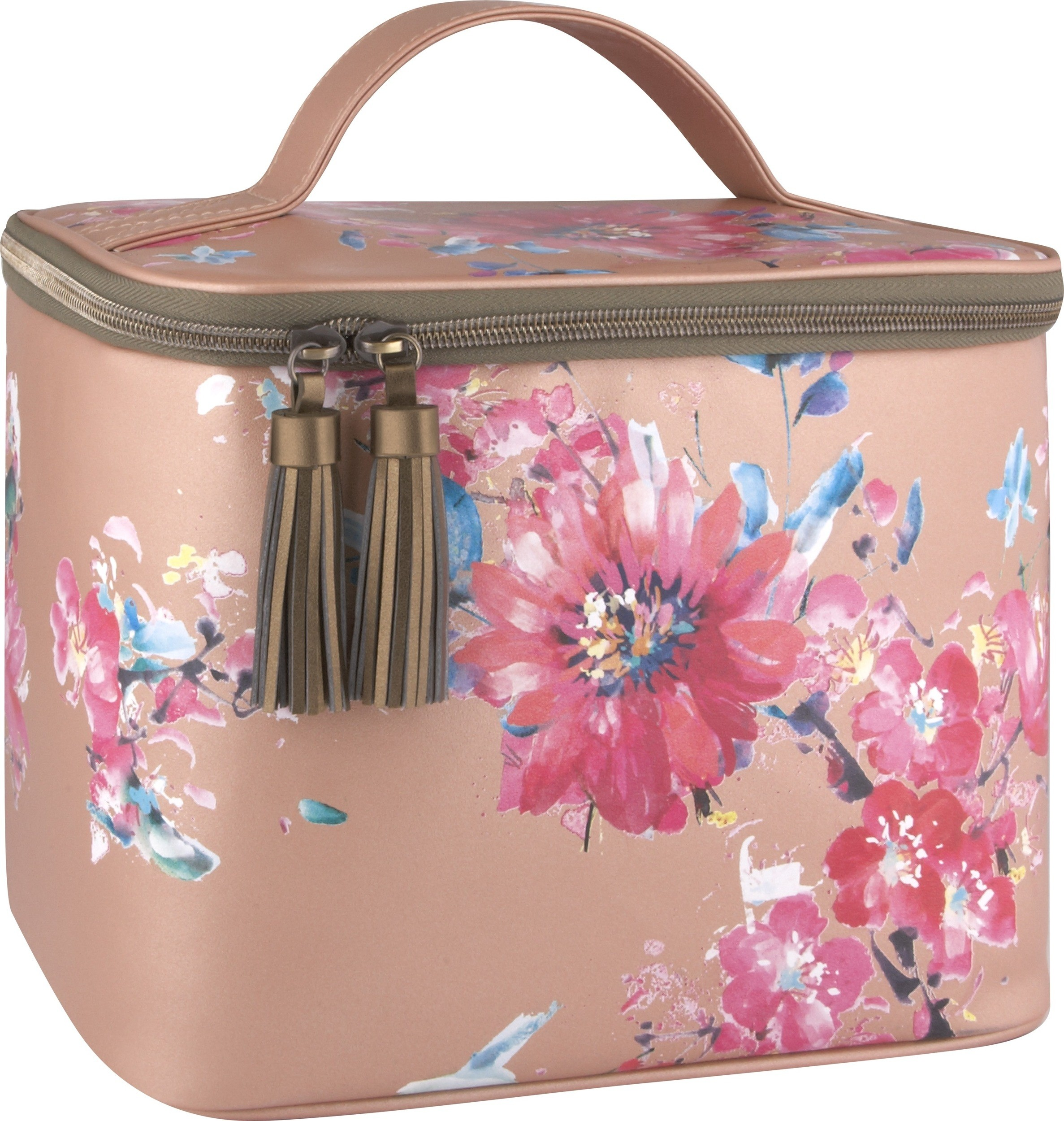 PATINA VIE® GLAM LUNCH TOTE POSY SHIMMER