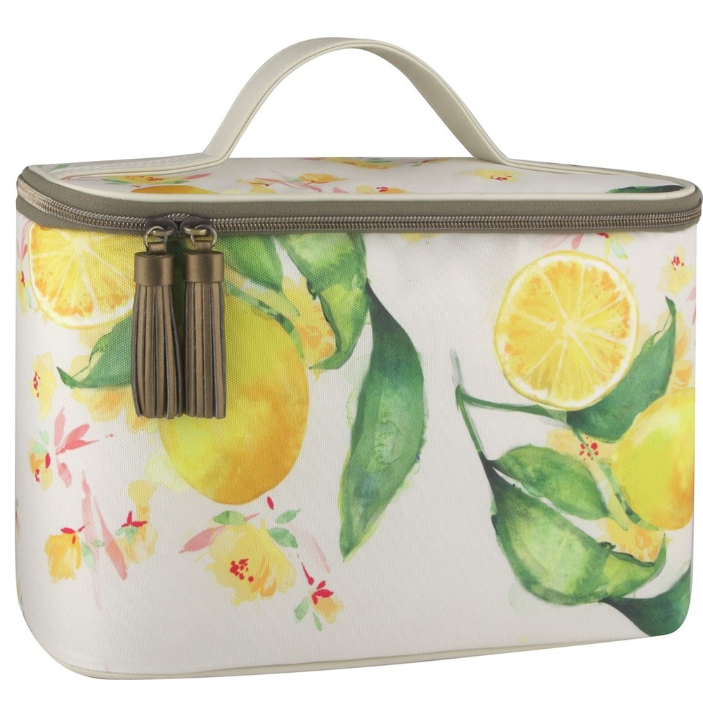 PATINA VIE® GLAM LUNCH TOTE CITRUS