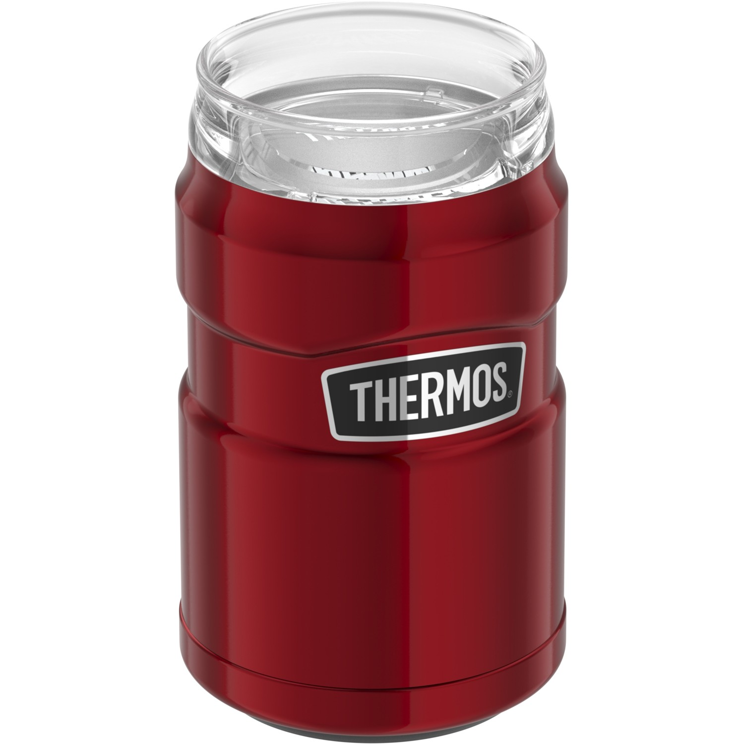 STAINLESS KING™ STAINLESS STEEL CAN INSULATOR 12OZ