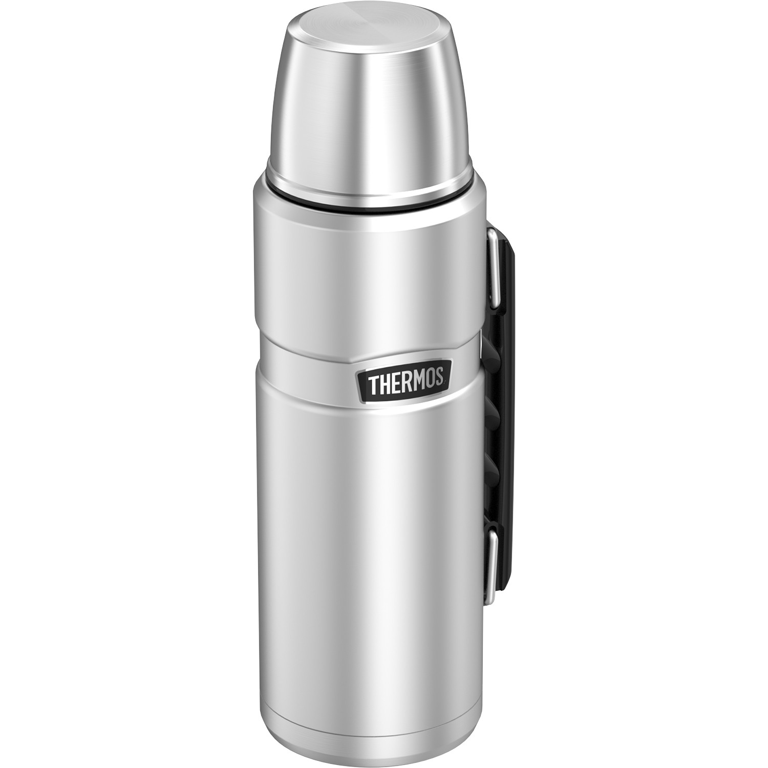 STAINLESS KING™ STAINLESS STEEL BEVERAGE BOTTLE 40OZ