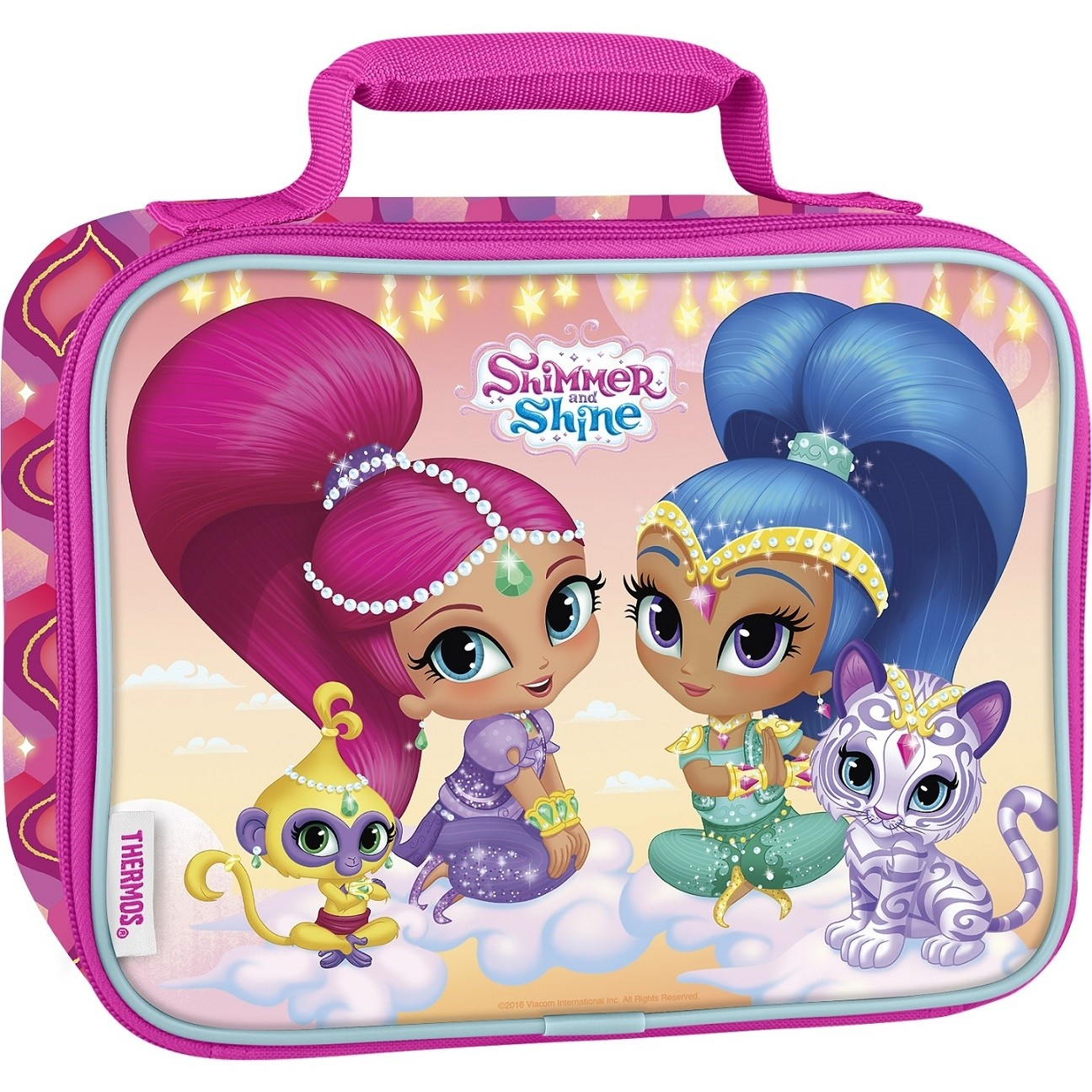 SOFT LUNCH BOX SHIMMER AND SHINE