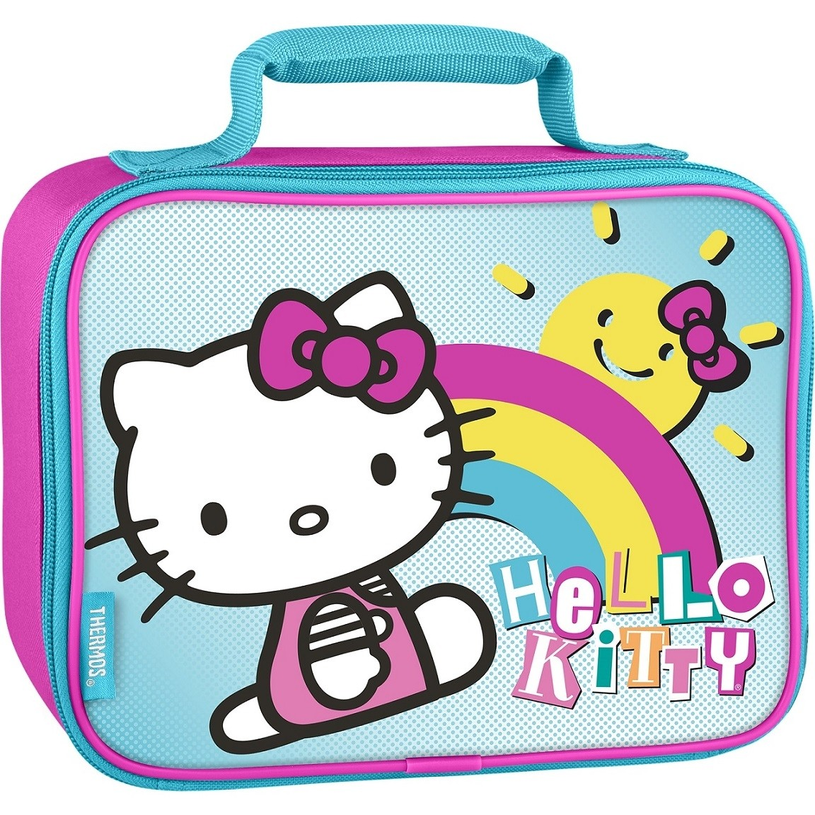 SOFT LUNCH BOX HELLO KITTY