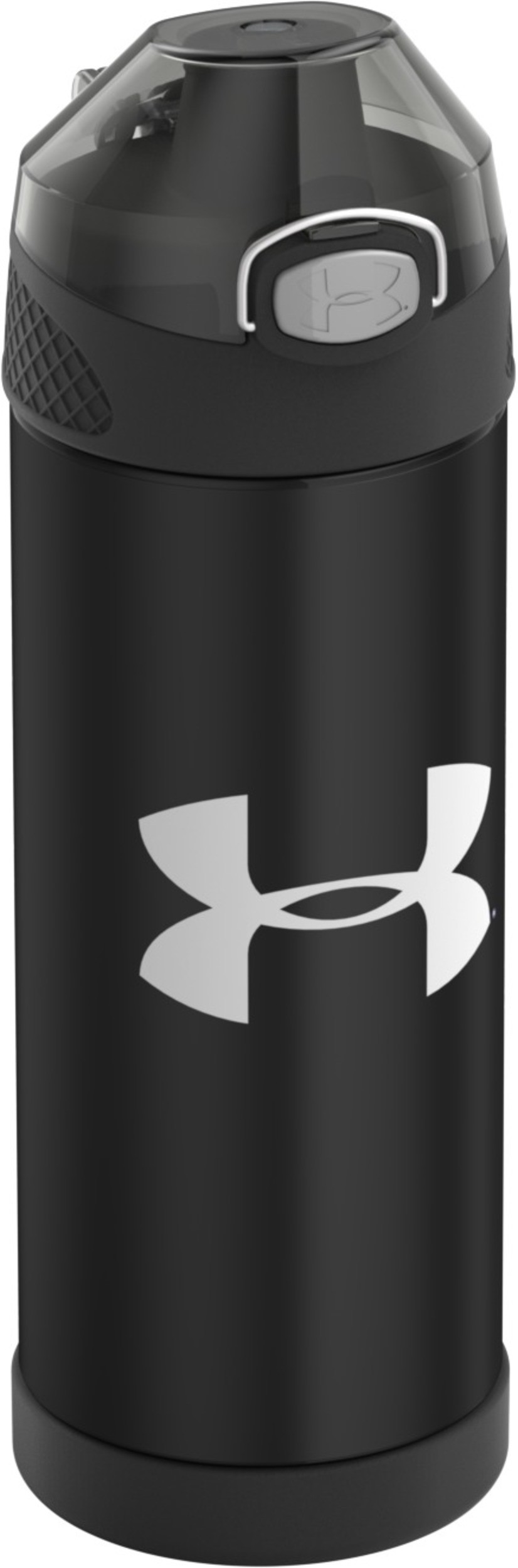 UA PROTEGE 16OZ STAINLESS STEEL WATER BOTTLE BLACK