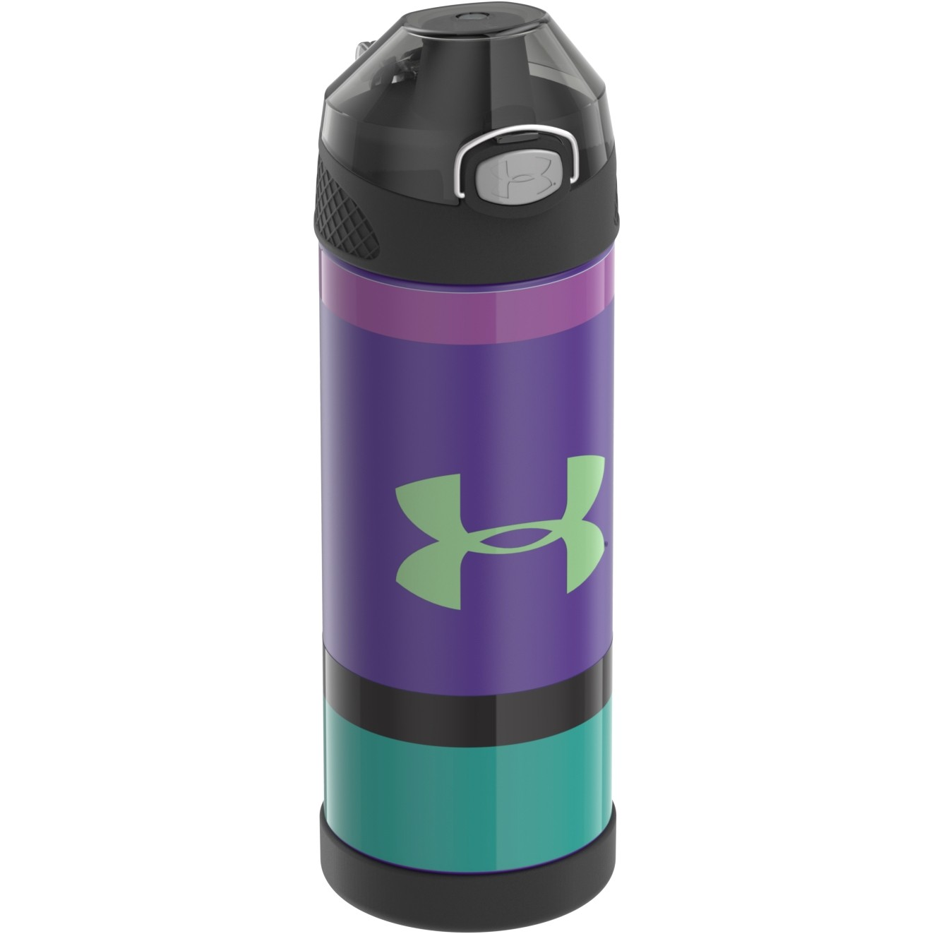 UA PROTEGE 16OZ STAINLESS STEEL WATER BOTTLE CONSTELLATION PURPLE