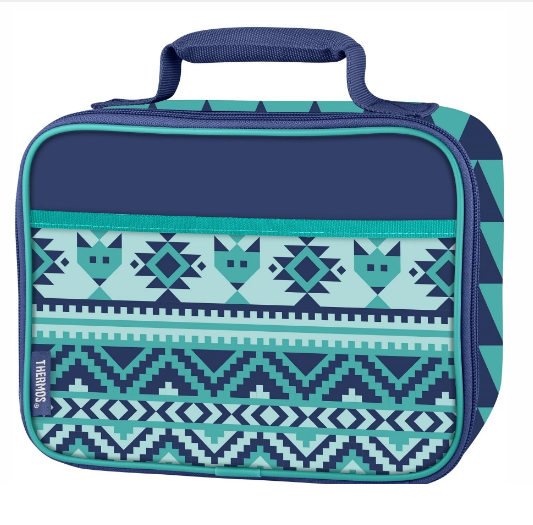 SOFT LUNCH BOX AZTEC BRIGHTS