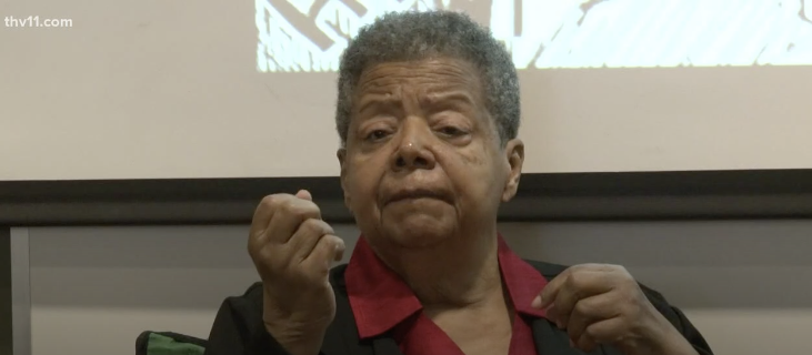 Little Rock Nine member releases book against bullying