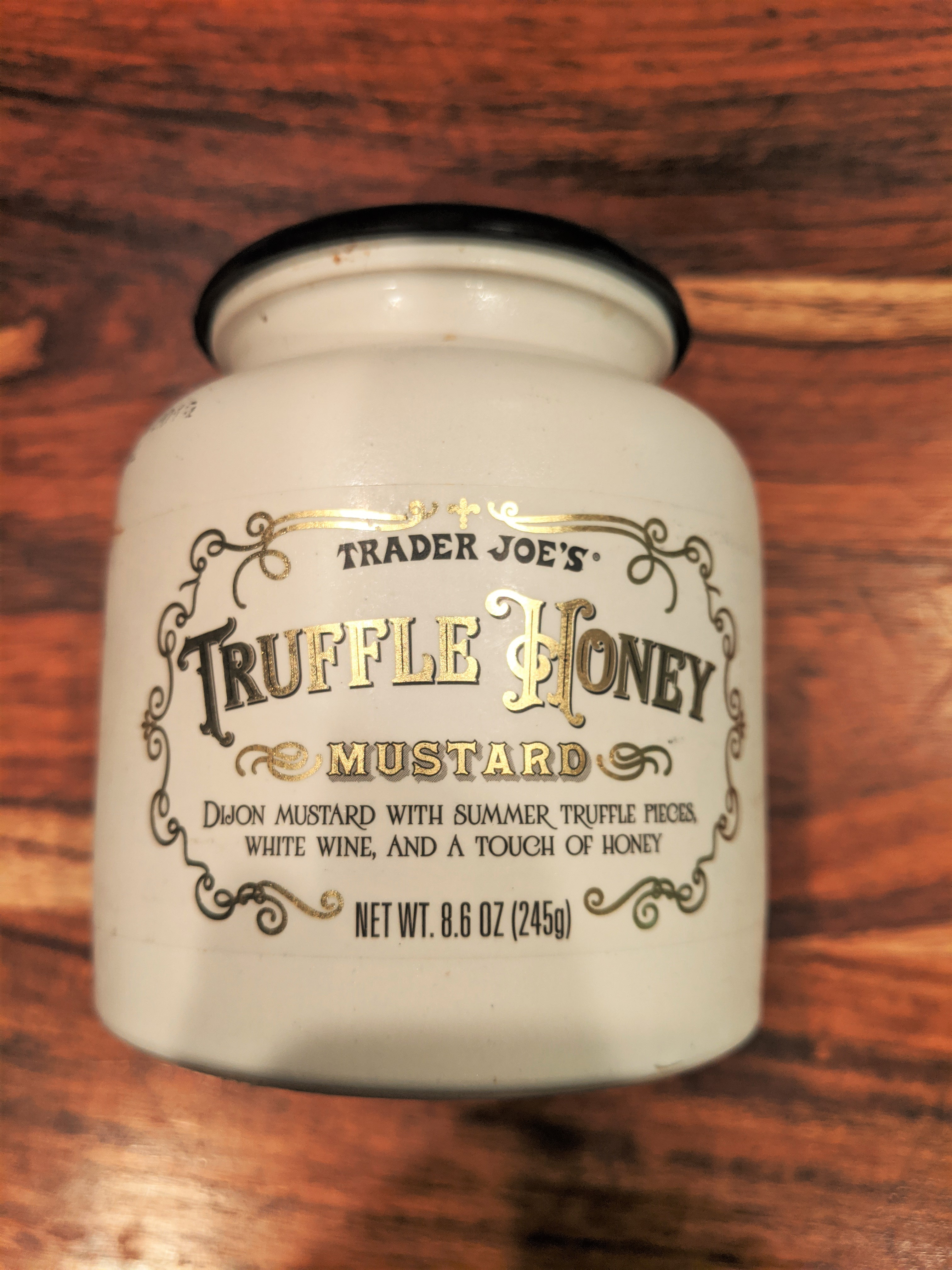 Truffle Honey Mustard from Trader Joe's