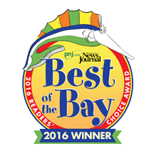 Best of the Bay 2016 Winner logo