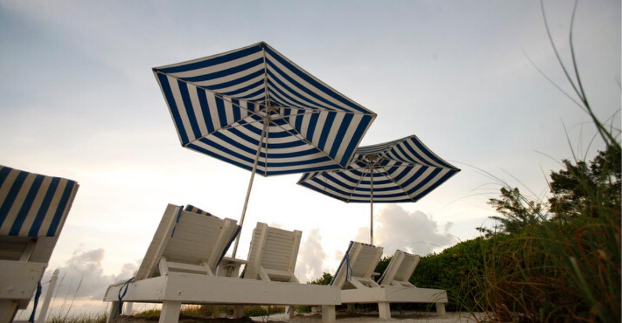 Beach Front Views at Bungalow Beach Resort