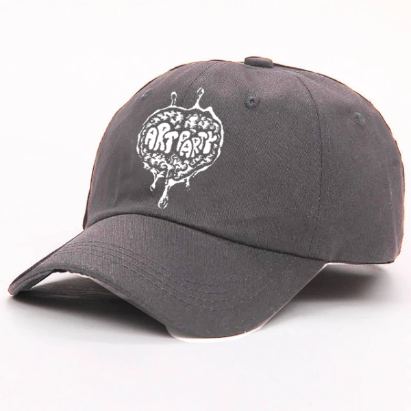 Limited Edition Art Party Hat (white logo)