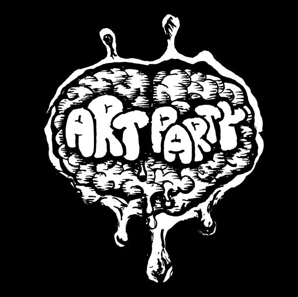 ArtPartyX4AHERO logo