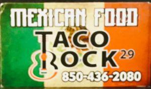 Taco Rock 29 logo