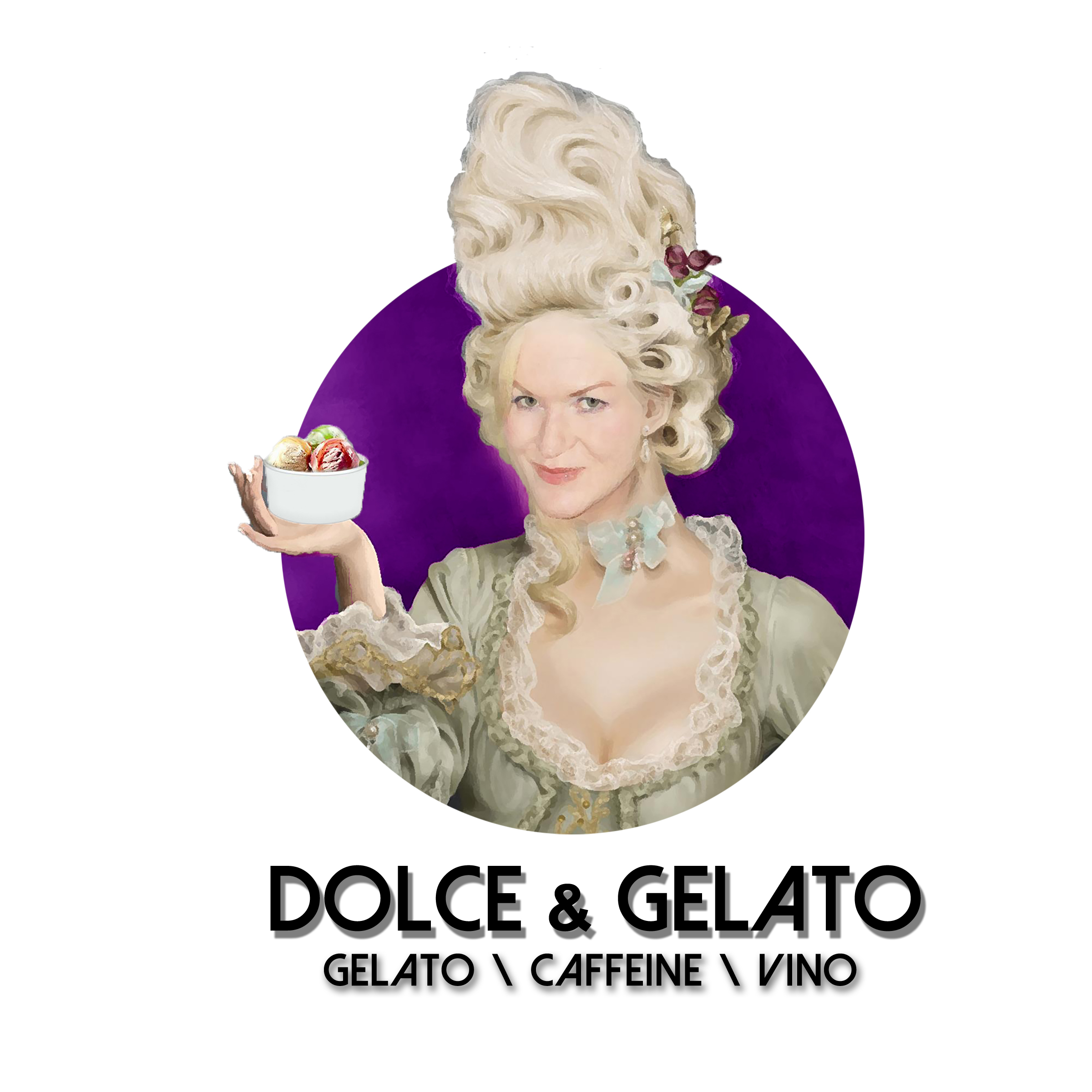 dolce and gelato logo