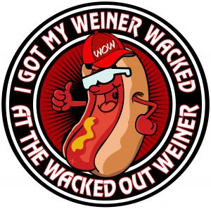 Wacked Out Weiner Logo