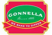 connella we bake to differ logo