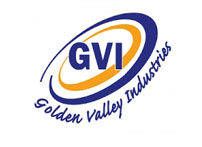 GVI Golden Valley Industries logo