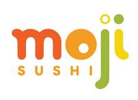 Moji Sushi logo