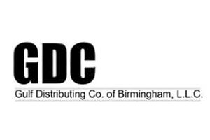 Gulf Distributing Birmingham Logo