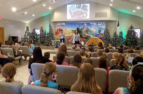 Christmas service