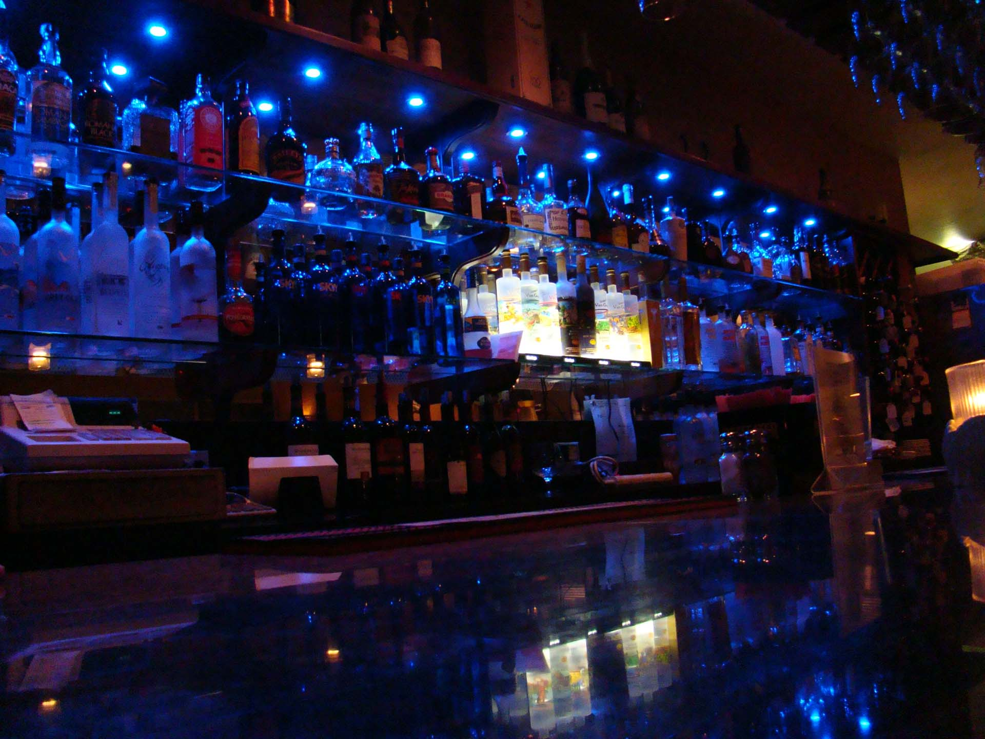 Bayside Grille bar
