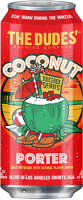 The Dudes Coconut Porter can